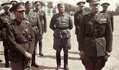 Mareşalul Ion Antonescu: Memoriul depus de Mareşalul Antonescu la Tribunalu...