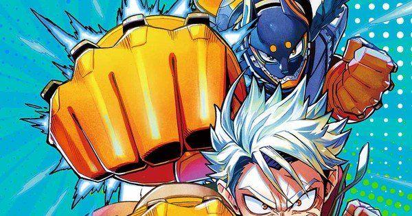 Viz Media Manga Plus Add Zipman Manga In English Latest Anime
