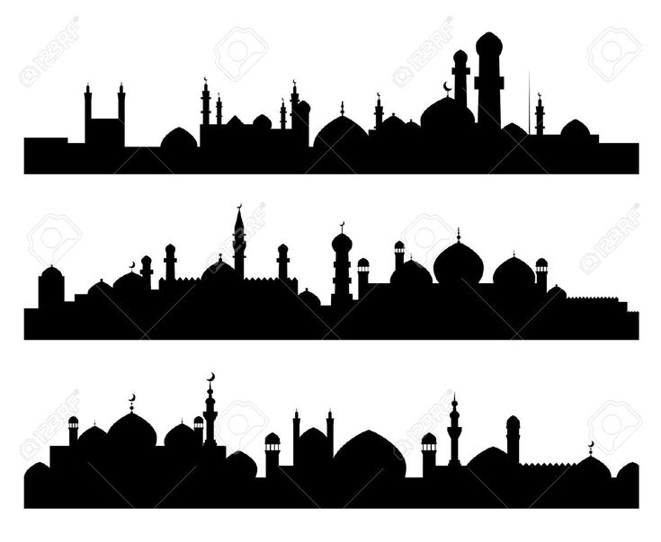 12778519-Set-of-muslim-cities-silhouettes-for-architecture-or-historical-design-Stock-Vector.jpg 1,300×1,066 pixels