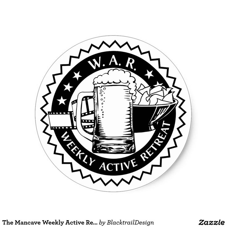 The Mancave Weekly Active Retreat black edition
