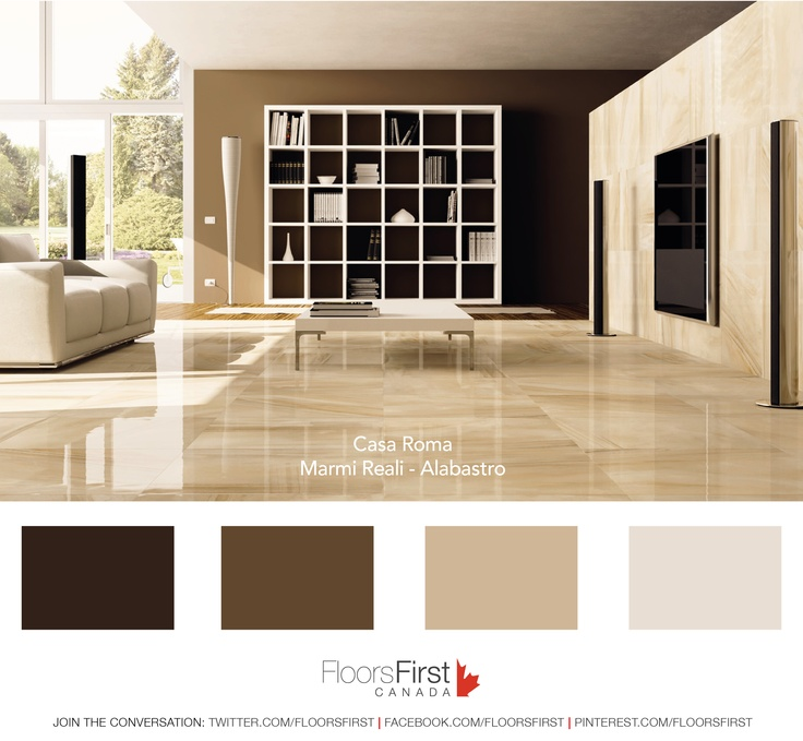 Casa roma marmi reali series floor tile design it for Casa floor
