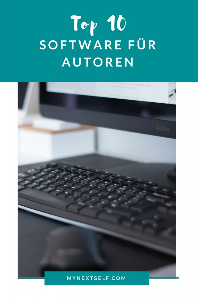Software für Autoren und Schriftsteller