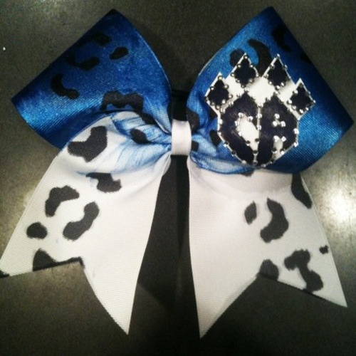 Cheer Athletics Cheetah Bow!