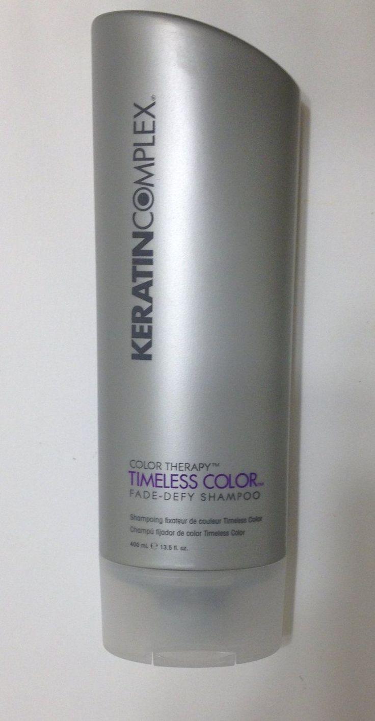 Coppola Keratin Complex Color Therapy Timeless Color Shampoo 13.5 oz