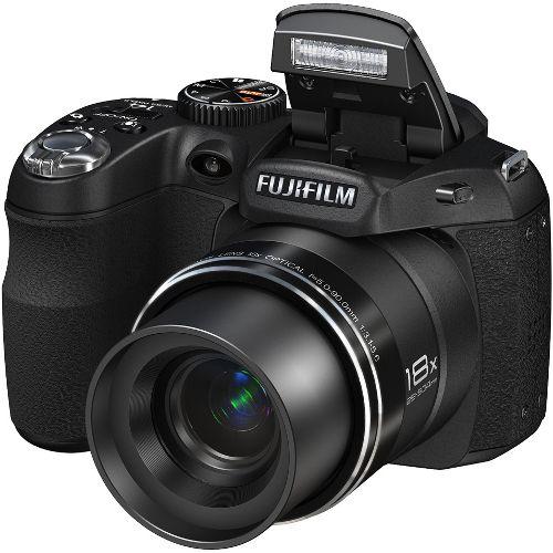 Fuji Finepix S2950 14.1MP Digital Camera - Refurbished | Cameras and Camcorders | Visions Electronics
