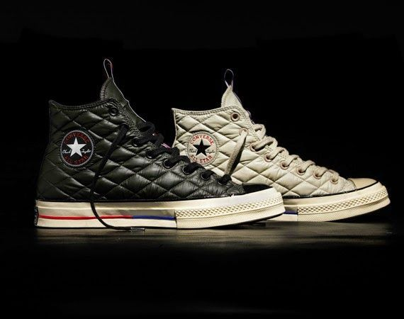 86cb377007c I Love Sneakers - The Sneaker Blog  Converse First String All Star Chuck   70 Down Jacket Limited Edition Collection