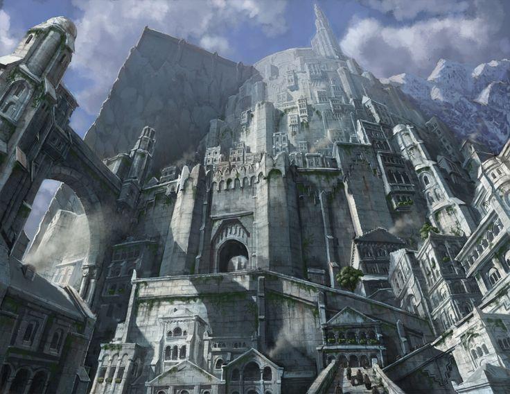 Image result for fantasy city citadel