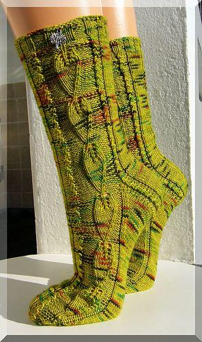 Waldgeist socks