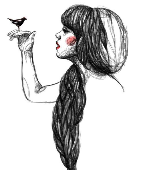 Paula Bonet #illustration