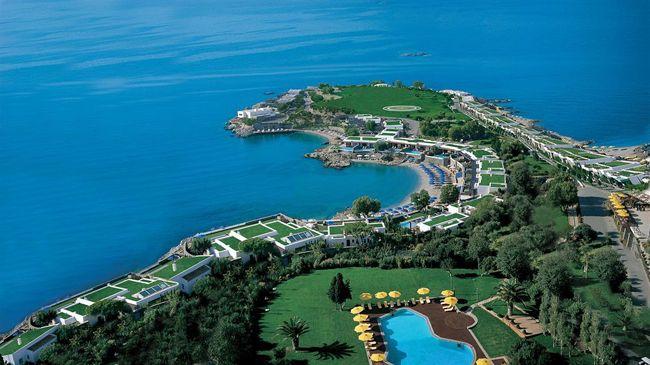 No5: Royal Villa At Grand Resort Lagonissi