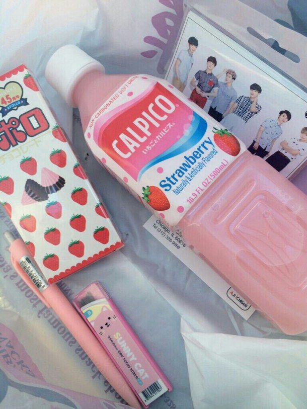 aesthetic, asia, bambi, cute, cute things, exo, girl things, grunge, japan, japanese, japanese candy, kawaii, pastel, pink, tumblr, we heart it, calpico, cute aesthetic, kawaiu things, exo cards