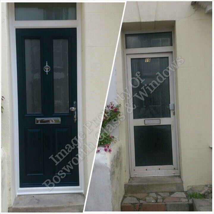 42 best images about coloured composite doors dorset on for Upvc french doors dorset