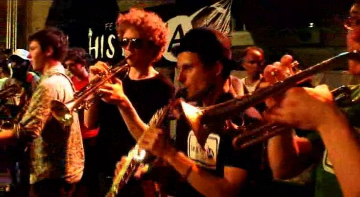 Ethno Histeria - Concert Koper