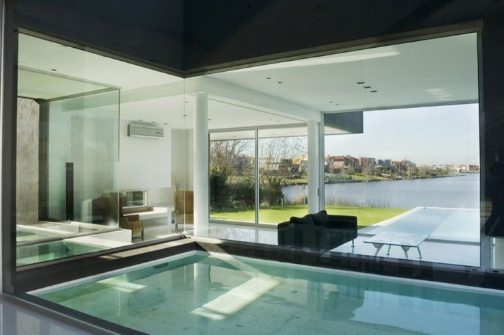 Best Images About Swimming Pools On Pinterest Pool Houses - Contemporary purity and simplicity pool villa by jm architecture italy