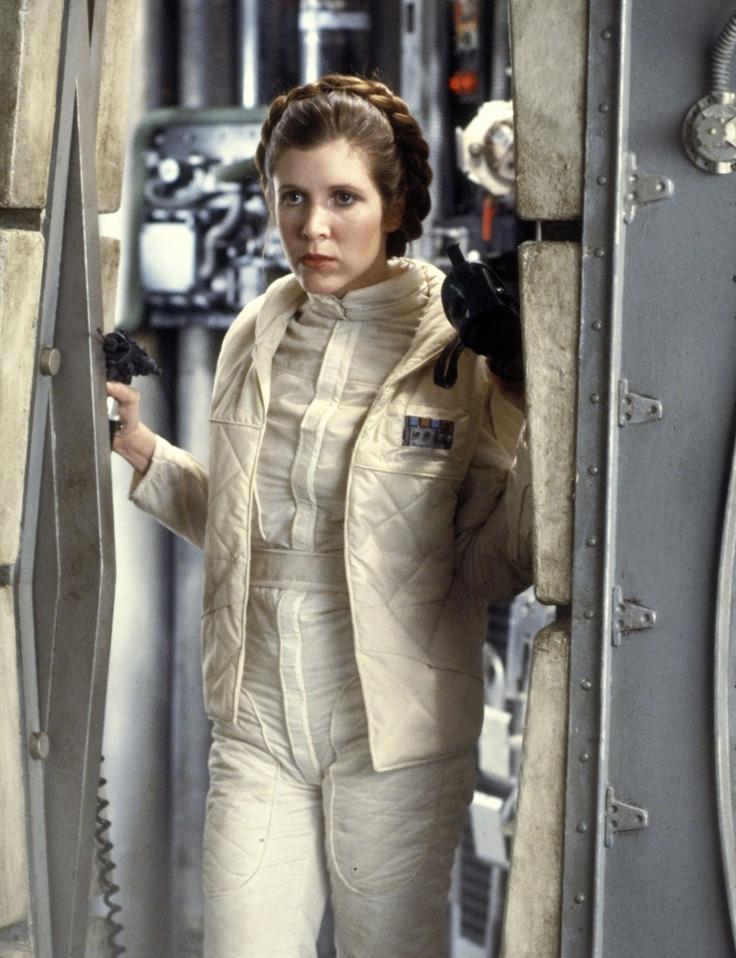 Princess Leia -  The Empire Strikes Back