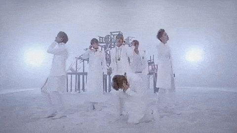 B.A.P - 빗소리(Rain Sound) M/V【KPOP Korean POP Music K-POP 韓國流行音樂】