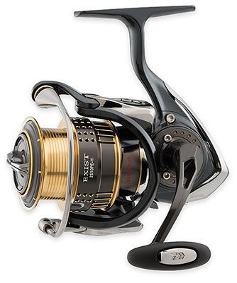 Daiwa Exist Spinning reel, new for 2016
