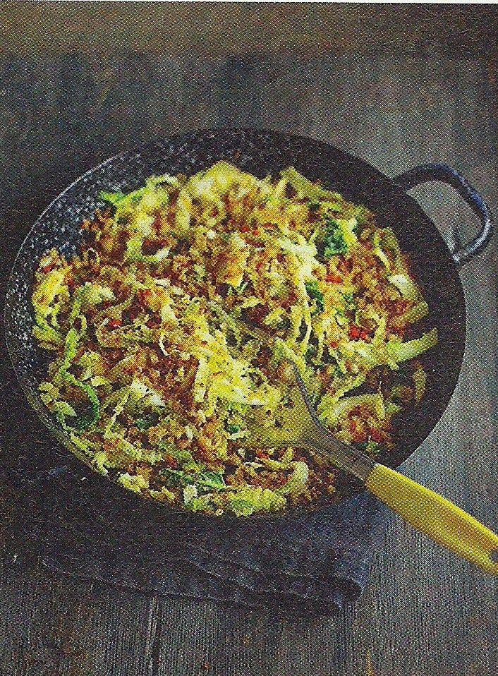 Fantastic Savoy cabbage recipe