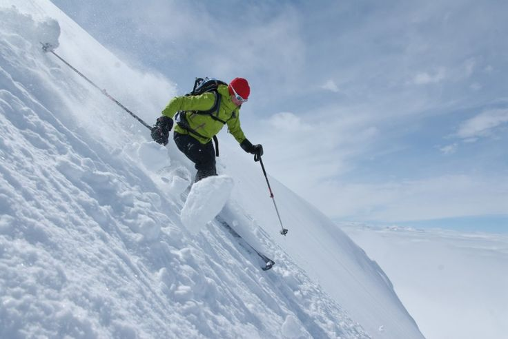 Jízda v problematickém sněhu II - HUDY blog
