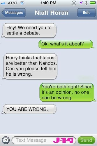 one direction texts - Google Search