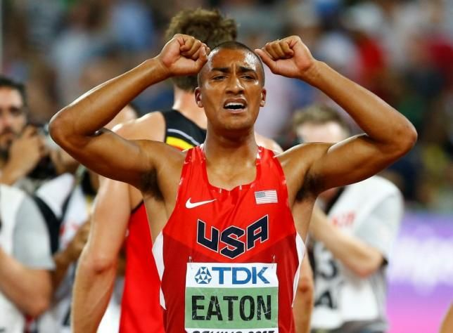Welcome to Sport Theatre: Eaton hopes busy indoors will bring gold in Rio