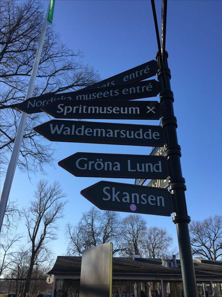 Djurgården - Stockholm in February #Stockholm #Sweden #Sverige #perkamperin perkamperin.com/