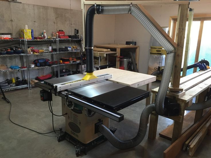 200 Best Images About Dust Collection On Pinterest Dust Collection Workshop And Radial Arm Saw