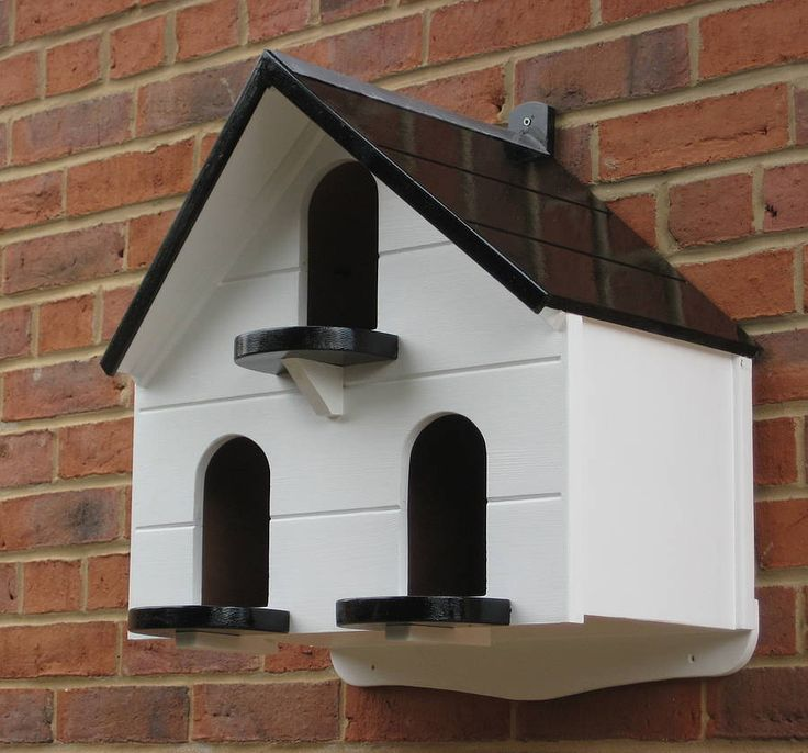 wall mounted dovecote by lincolnshire dovecotes | notonthehighstreet.com