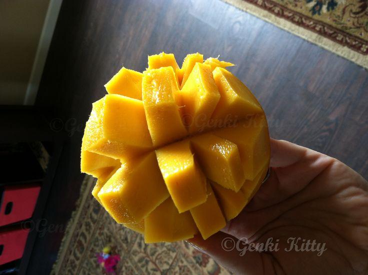 Fresh mango love