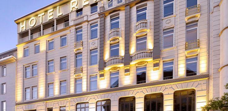 Reichshof Hamburg, Curio Collection by Hilton Hotel, Germany - Exterior