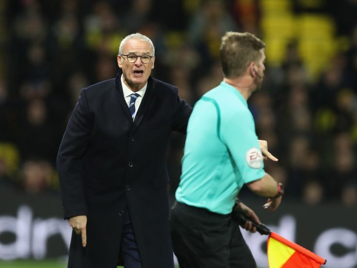 Watford vs Leicester: Claudio Ranieri praises Foxes despite another defeat on the road #watford #leicester #claudio #ranieri #praises…