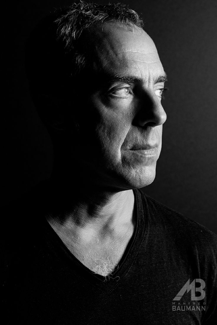 Titus B. Welliver, American actor photographed at Beachwood Studio in Hollywood on january 10, 2014 © ManfredBaumann