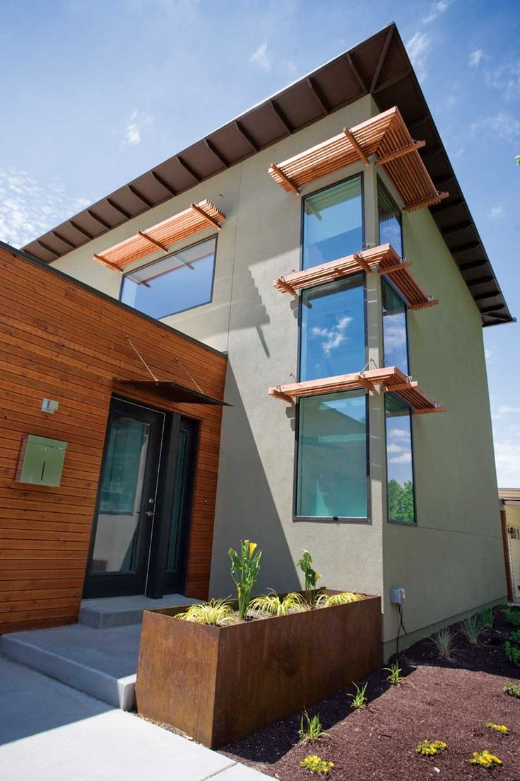 Serious energy savings with passive house design green for Passive energy house design