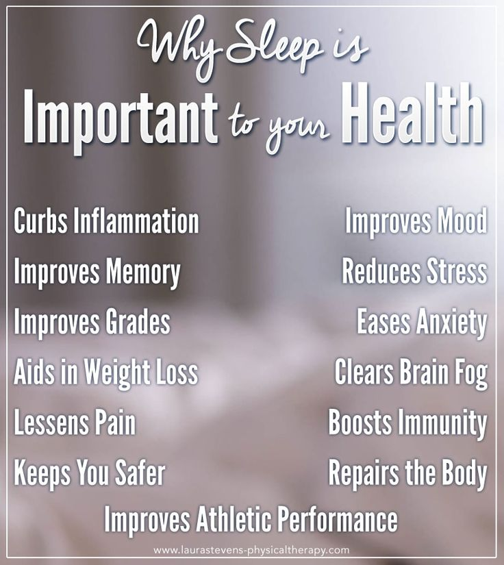 10 Reasons Why Good Sleep Is Important