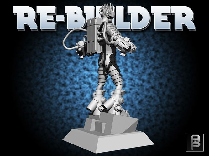 Re-Builder 3D Print 159909
