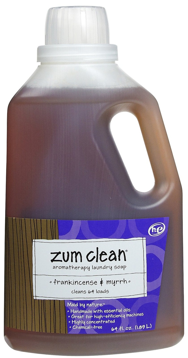 Zum Laundry Soap Frankincense Amp Myrrh