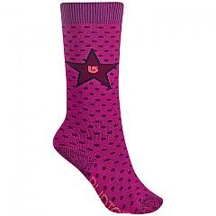 BURTON   G WEEKEND SOCK 2 PACK FIRST-LAYER (GRAPESEED)