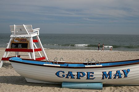cape may nj beach | Enjoy the sun and sand at Cape May's beautiful beaches.