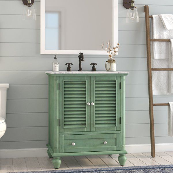 """You'll love the Macdonald 30"""" Single Bathroom Vanity Set at Wayfair - Great Deals on all Home Improvement products with Free Shipping on most stuff, even the big stuff."""