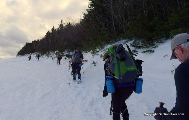 Winter Hiking Safety Tips----Winter can be a dangerous time to hike or camp in the backcountry, but with planning and proper preparation, a winter hike can be a safe experience.