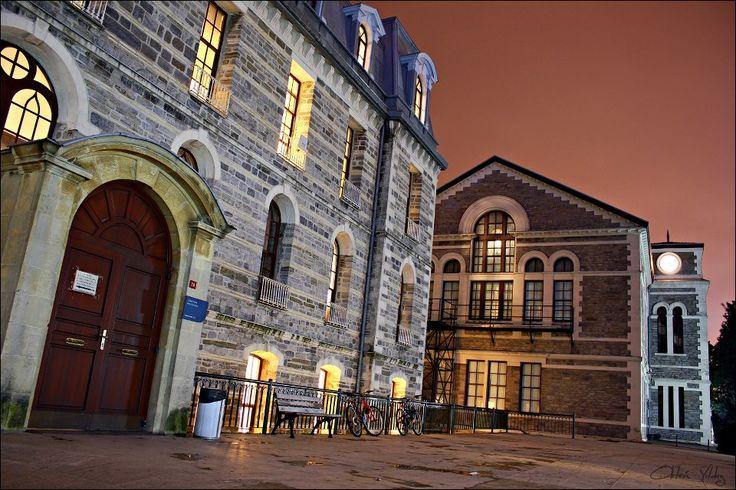 Bogazici university Hemlin Hall & Albert Long Hall