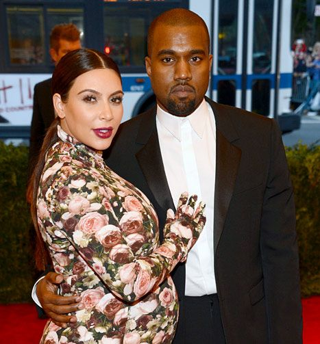 "Exclusive: Kim Kardashian, Kanye West's Baby Name ""Definitely Does Not Start With a K"""