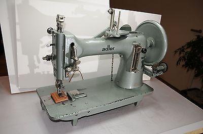 Adler 104-4 Sattlernähmaschine Nähmaschine Industrienähmaschine Ledernähmaschine