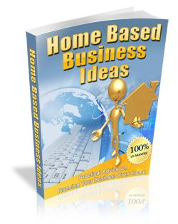 New eBook with 25 home-based business ideas.