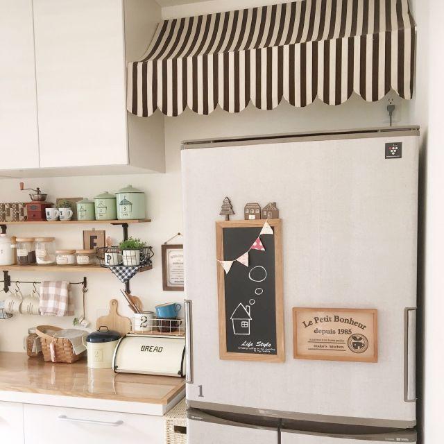 キッチンをリメイク37選。100均DIY例やカッティングシートを使うコツ | iemo[イエモ]
