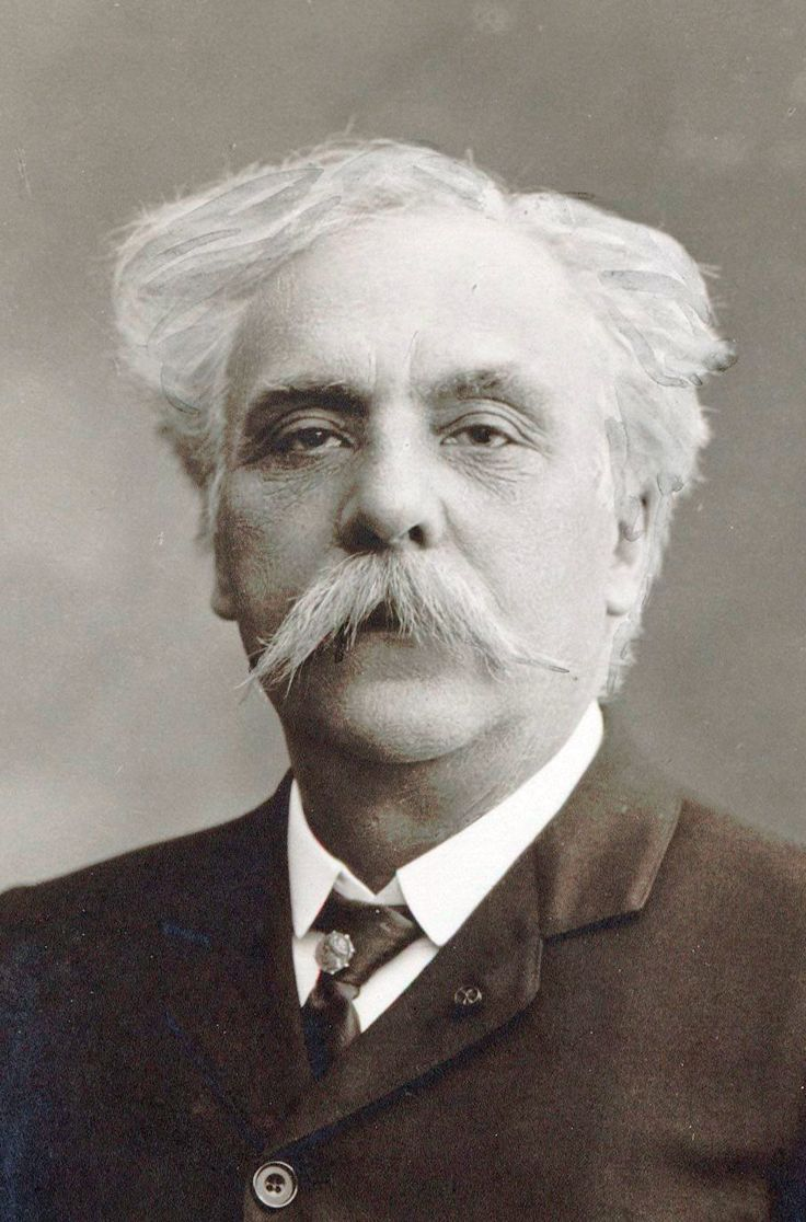 Gabriel Fauré (1845 - 1924) stands as one of the great French composers of the nineteenth and early twentieth centuries. He single-handedly brought French chamber music to a level where one could reasonably consider it alongside the German tradition. In addition, he is the locus classicus of the French art song, as central to that tradition as Franz Schubert is to German Lieder.