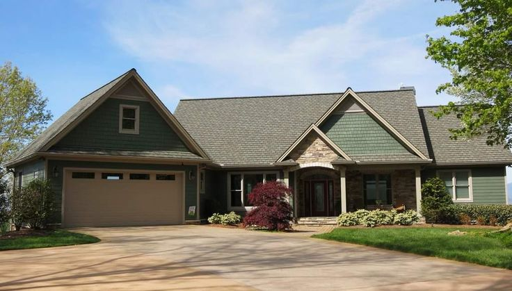 Beautifull Angled Garage House Plans For Craftsman Home