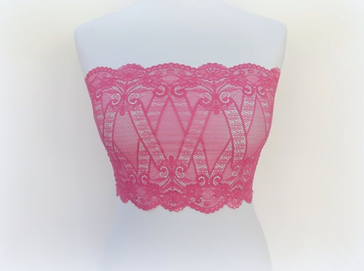 1000+ Ideas About Pink Lace Tops On Pinterest