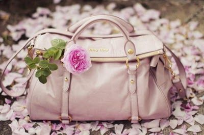 Miu Miu bow satchel