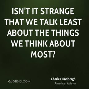 Charles Lindbergh Nature Quotes | QuoteHD